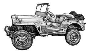 Jeep OIIIIIO