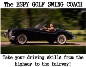 Driving Hypnosis- a great way to drive a golf ball down the fairway.