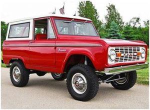 Bronco 1969