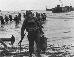D-Day the 6th of June, 1944 Operation Over Lord