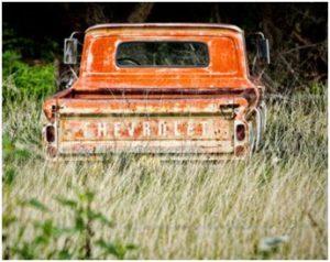 1960 Chevy Pickup