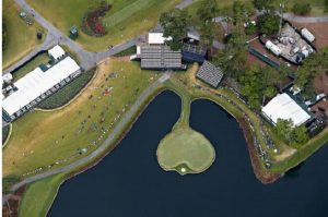 Sawgrass 17th Green