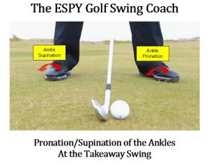 ESPY golf swing coach app