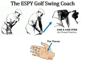 The ESPY Golf Swing Coach Sync/Preset Position