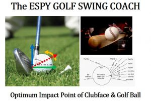 Component in the golf swing