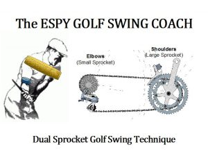 Self-coaching technique, using the Baseball-style swing & Ten-speed bicycle