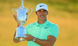 Bob Steel mentioned that Brooks Koepka seems to play as if he had a chip on his shoulder. I tweeted Jay Fox that a positive aspect of playing with a chip on your shoulder is that it motivates one with the capability to achieve certain objectives. The catch is that the chip has to be used correctly for motivation instead of resentment.