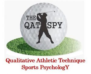 Qualitative Athletic Technique Sports Psychology The ESPY Golf Swing Sequence of Sync/Preset/Yaw