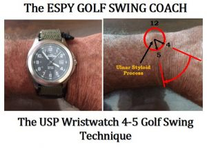 Applying the 4-5 Wristwatch Golf Swing Technique