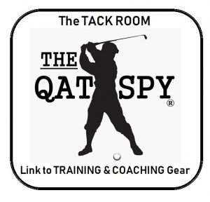 The TACK Room is list of training equipment and gear that I use in my routine practice and self-coaching techniques. The golfer can incorporate this equipment and gear into their routine practice sessions to help develop techniques to improve their mechanics, or muscle memory, on a consistent basis. Before a golfer can develop their golf swing sequence feel, they first will need to develop and establish their golf swing mechanics. The following are training equipment and gear that I have personally purchased and use in my self-coaching approach.