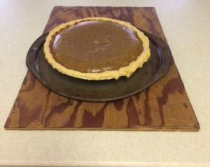 SR925 MET Diet Program Nutritional-Based Pumpkin Pie Recipe- A Breakfast of Champions & A Healthy Dessert