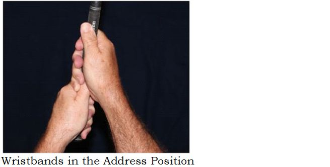 Wrists at Address Position