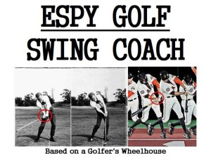 Time-lapse photography that I reviewed during my Xerox Box Golf Research Project comparing the golf swing vs. the baseball swing and how similar the Sync/Preset Maneuver are in both swings.