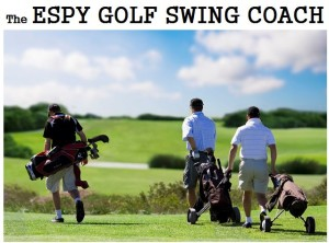 Walking the golf course an great cross-training exercise to improve your health and fitness.