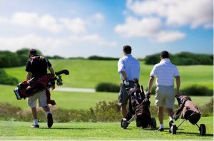 Another great fitness idea is to include a sport that is supported by your fitness program where you can reinforce the fitness routine throughout the year. I my case I golf where I walk the golf course 4 times per week for an additional 9.5 miles of walking four times per week.