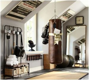 golf trainer home gym