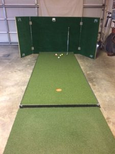 The DW Quail Golf Chipping and Pitching mat is an indispensable part of your golf game practice allowing the golfer to turn their garage into their indoor golf training facility. DW Quail Golf has a variety of Chipping/Pitching mats that are professional grade for indoor/outdoor use. These make excellent gifts for your golfer. This is a link to DW Quail Golf website.
