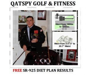 I'm proof that the SR925 Diet Program actually works. I broke all of the conventional wisdom about weight loss. I fit within two of those categories. I started the SR925 Diet Program in the middle of November 2014, and I was 56 years old at the time I started the SR925 Diet Program. I was able to enjoy my favorite restaurant menu and still lose 3.7- inches within eight days