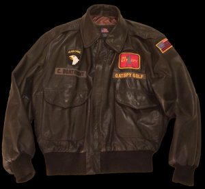 Personalize Classic A-2 Leather Flight Jacket Collection