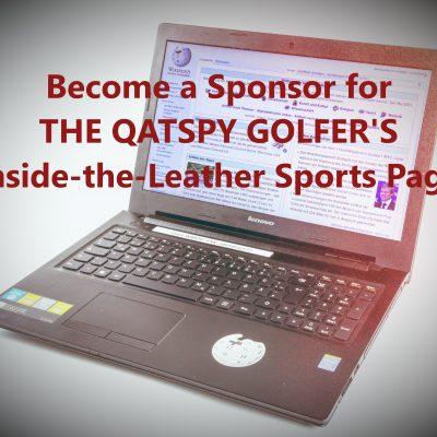 Sponsor for THE QATSPY