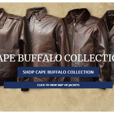 US WINGS Cape Buffalo Collection