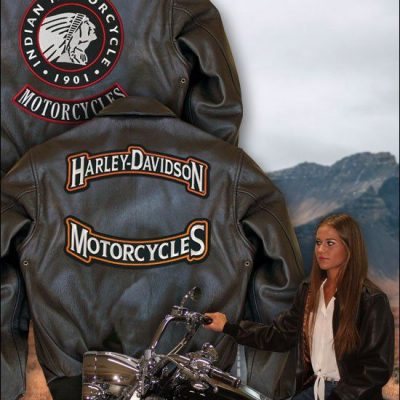 US WINGS Rough Rider Jacket
