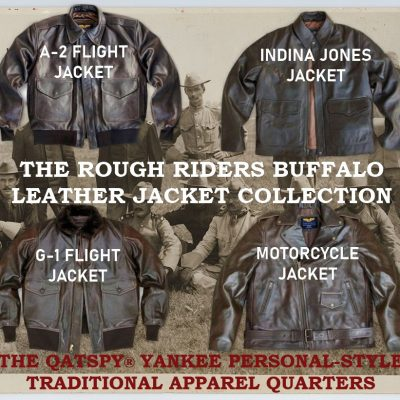 US WINGS Rough Rider Buffalo Collection